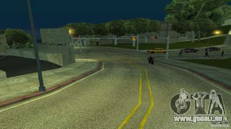 New HQ Roads für GTA San Andreas elften Screenshot