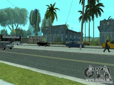 Mega Cars Mod pour GTA San Andreas cinquième écran
