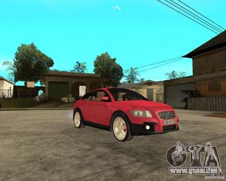 VOLVO C 30 T5 DEL 2008 für GTA San Andreas rechten Ansicht