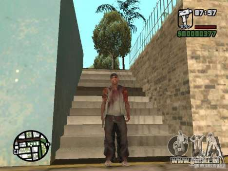 Markus young pour GTA San Andreas