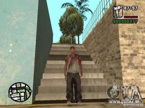 Markus young für GTA San Andreas