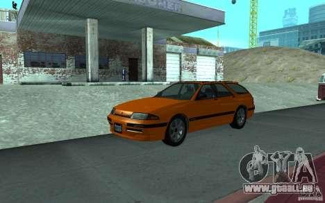 Schicht von GTA IV für GTA San Andreas Innenansicht