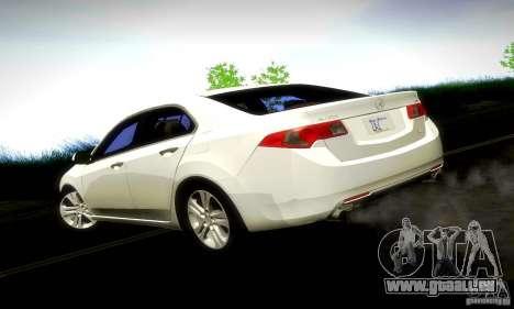 Acura TSX V6 für GTA San Andreas linke Ansicht