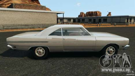 Dodge Dart 1969 [Final] für GTA 4 linke Ansicht