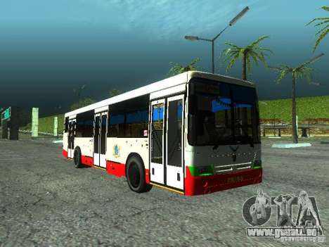 Nefaz 5299 10-32 pour GTA San Andreas