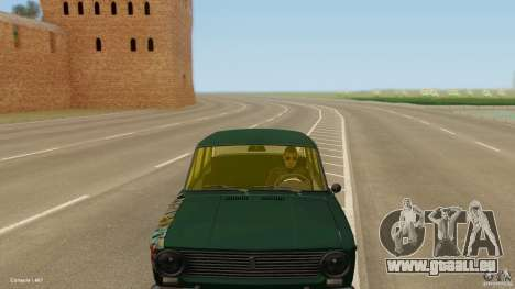 VAZ 2101 Low & Classic für GTA San Andreas rechten Ansicht