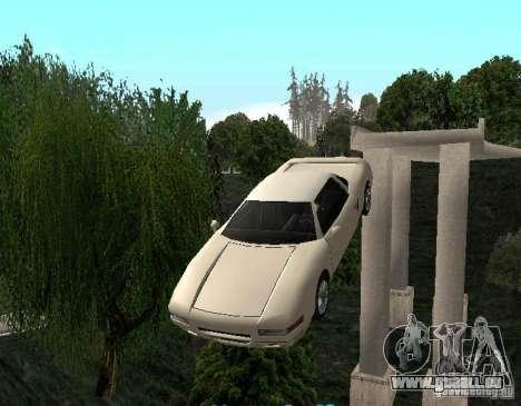 Hjphill V2_0_1 pour GTA San Andreas deuxième écran