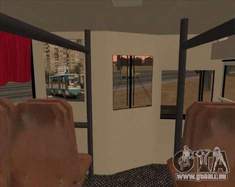 Autosan H10-11.11B pour GTA San Andreas vue de droite