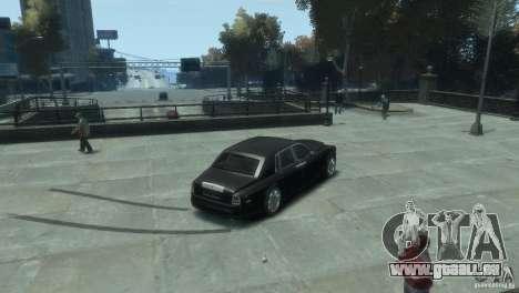 Rolls-Royce Phantom pour GTA 4 est un droit
