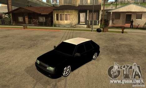 Lada ВАЗ 2114 LT pour GTA San Andreas