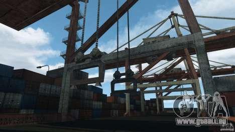 Tokyo Docks Drift für GTA 4 fünften Screenshot