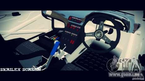 Nissan 380sx BenSpora pour GTA 4 Vue arrière