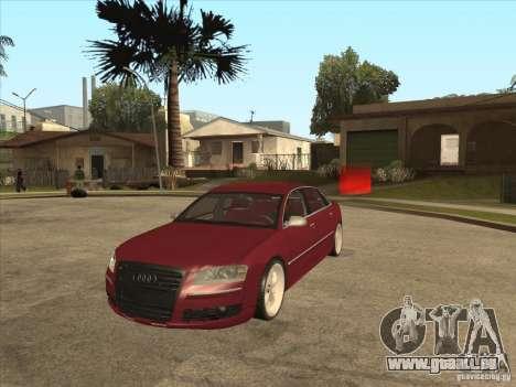 Audi A8 Switze pour GTA San Andreas