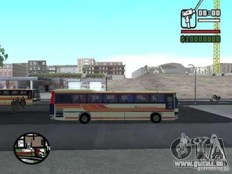 MARCOPOLO III SCANIA 112 für GTA San Andreas Seitenansicht