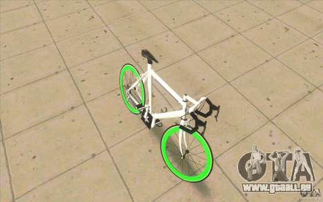 Fixie Bike pour GTA San Andreas