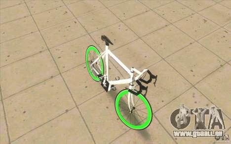 Fixie Bike pour GTA San Andreas