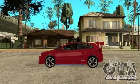 Alfa Romeo 147 für GTA San Andreas linke Ansicht