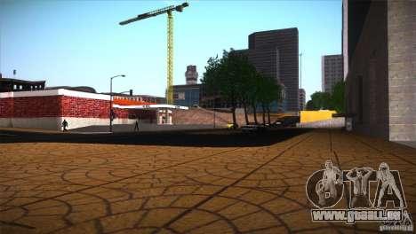 San Fierro Upgrade pour GTA San Andreas cinquième écran