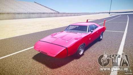 Dodge Charger Daytona 1969 [EPM] pour GTA 4