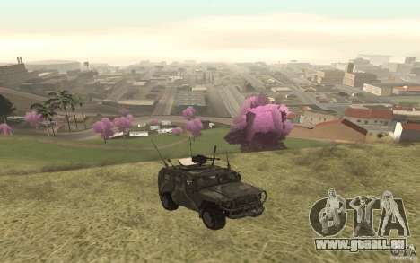GAZ-2975 pour GTA San Andreas