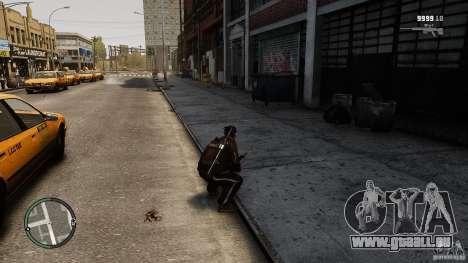 Equip Gun .Net pour GTA 4 quatrième écran