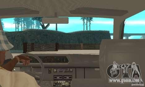 Mitsubishi Galant Sigma 1980 für GTA San Andreas rechten Ansicht