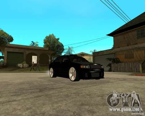 Skoda Superb HARD GT Tuning für GTA San Andreas