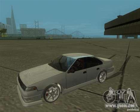 Nissan Cefiro A31 (D1GP) pour GTA San Andreas