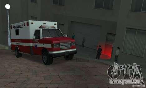 Rue combat v2 pour GTA San Andreas