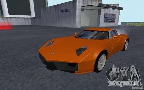 Spada Codatronca TS Concept 2008 pour GTA San Andreas