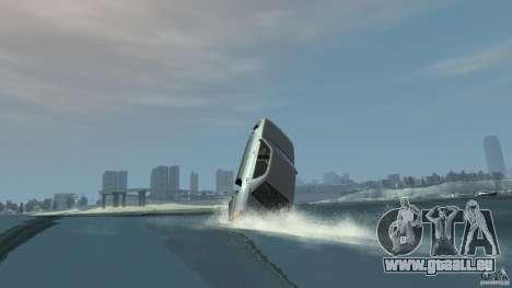 Admiral boat pour GTA 4 est un côté