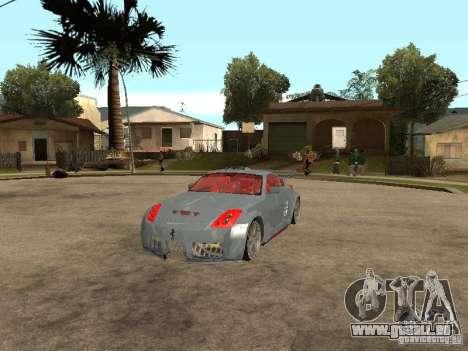 Nissan 350Z Virgo pour GTA San Andreas
