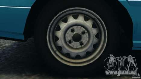 Mercury Tracer 1993 v1.1 pour GTA 4 Vue arrière