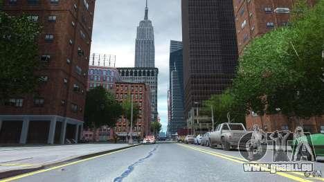 PhotoRealistic ENB V.2 pour GTA 4 secondes d'écran