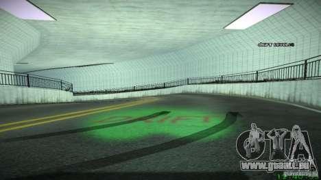 Nouveaux effets 1.0 pour GTA San Andreas cinquième écran