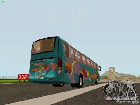 Mercedes-Benz Vissta Buss LO pour GTA San Andreas vue de droite