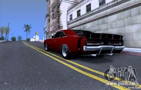 ENBSeries by HunterBoobs v3.0 pour GTA San Andreas neuvième écran
