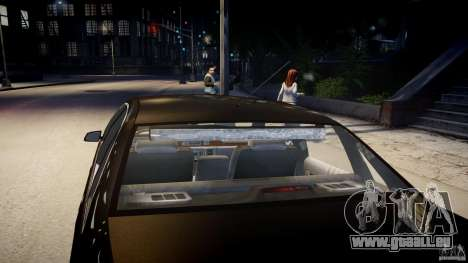 Chevrolet Caprice FBI v.1.0 [ELS] für GTA 4 Innen