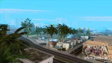 ENBSeries by Allen123 pour GTA San Andreas septième écran
