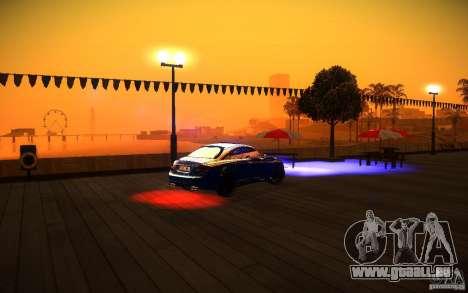 ENBSeries by Inno3D pour GTA San Andreas deuxième écran