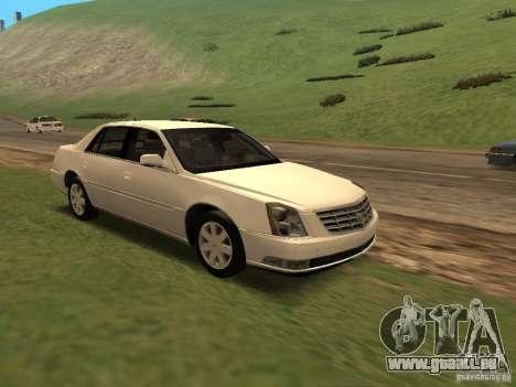 Cadillac DTS 2010 pour GTA San Andreas