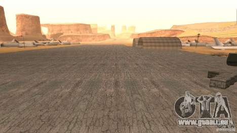 New HQ Roads für GTA San Andreas achten Screenshot