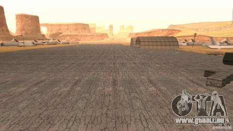 New HQ Roads pour GTA San Andreas huitième écran