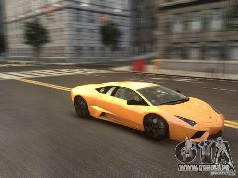 Lamborghini Reventon 2008 für GTA 4 rechte Ansicht