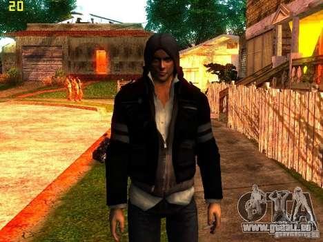 Alex Mercer pour GTA San Andreas