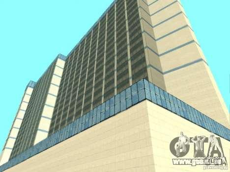 Nouvelles textures pour le High Roller Casino pour GTA San Andreas cinquième écran