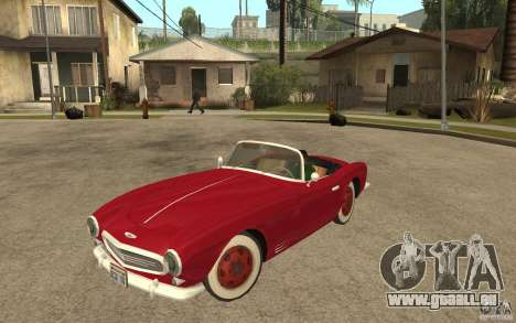 ISW 508 from MAFIA 2 pour GTA San Andreas