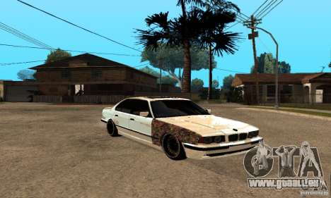 BMW 525 pour GTA San Andreas