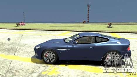 Aston Martin Vanquish S für GTA 4 linke Ansicht