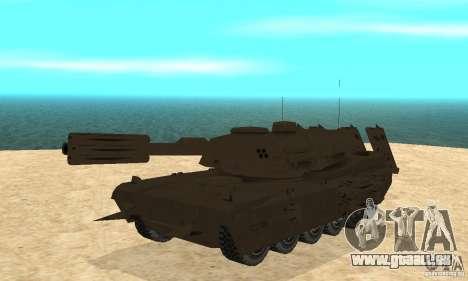 Rhino Tank Megatron pour GTA San Andreas